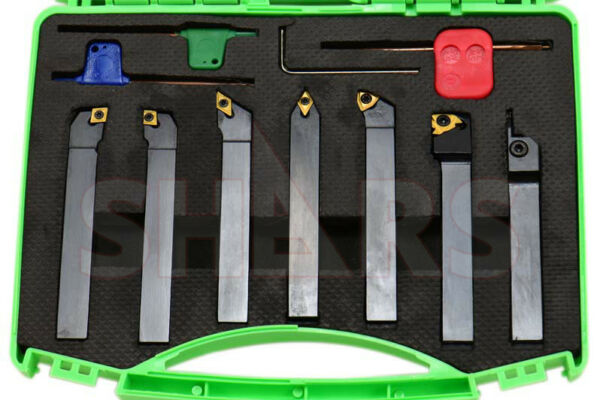 OUT OF STOCK 90 DAYINDEXABLE CARBIDE TURNING THREADING LATHE TOOL INSERT SET N