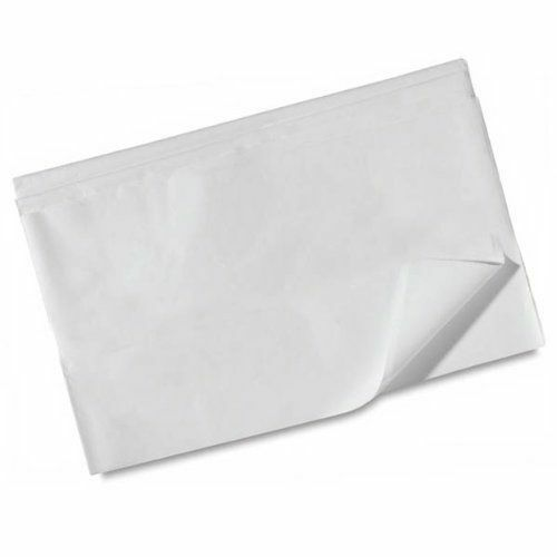 White Tissue Paper 15quot; x 20quot; 20quot; x 30quot; Packing Wrapping Cushioning Void Fill