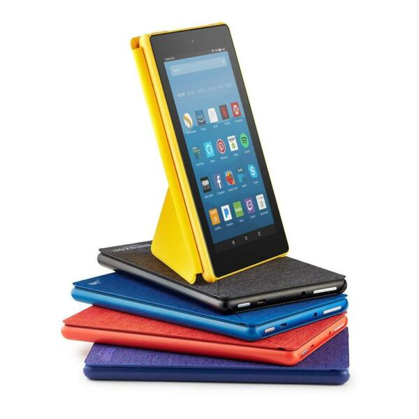 New Fire HD 8 Tablet with Alexa 8