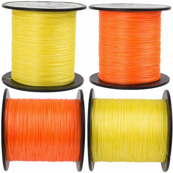 Hercules 300 500 1000m 10lb 300lb Saltwater 4 8 Strands PE Braided Fishing Line