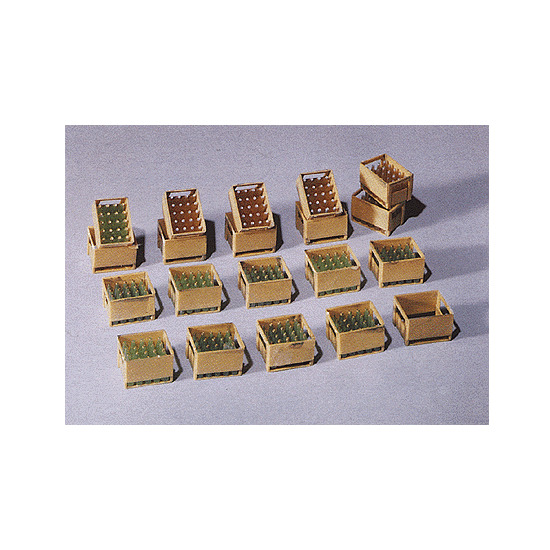 POLA G SCALE 122.5 BEER CRATES ACCESSORY KIT  SHIPS FROM USA  331877