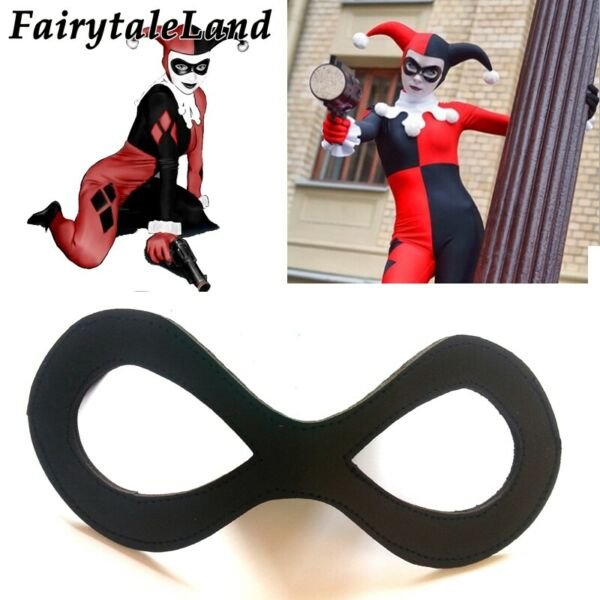 Batman Harley Quinn Cosplay sexy eye mask eyewear cosplay accessories