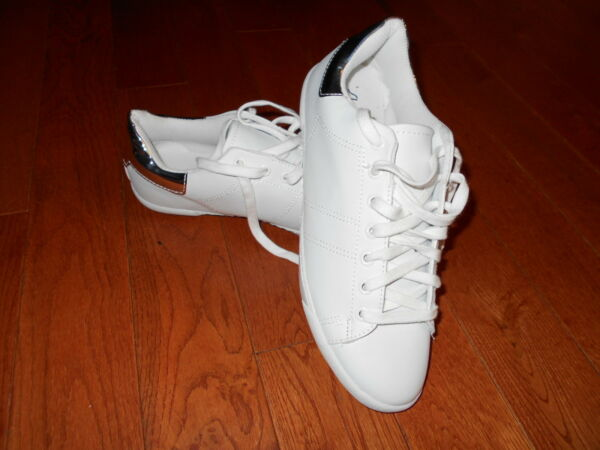 SUGAR WOMENS sneakers shoes white silver NEW 8.5 8 1/2 Sexy hip style ladies HOT