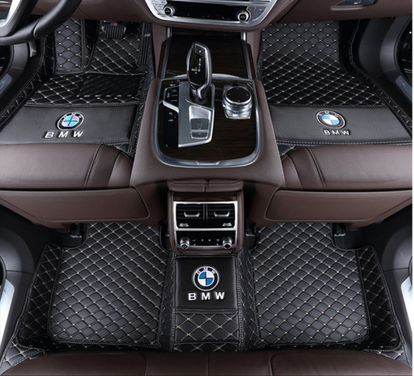BMW 1 2 3 4 5 7 Series X1 X3 X4 X5 X6 GT Series Z4 Waterproof floor mat