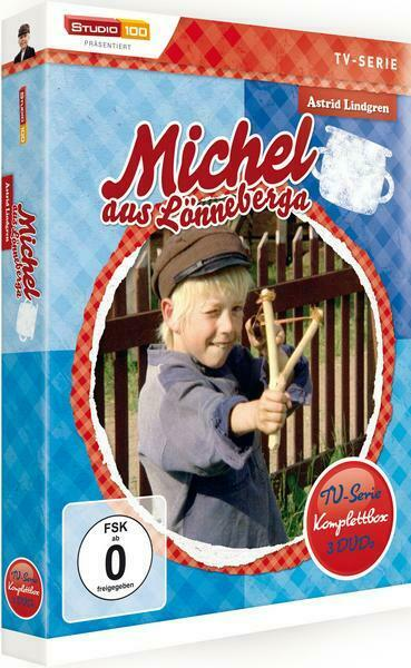 Michel  aus Lönneberga - TV-Serien-Box  [3 DVDs]