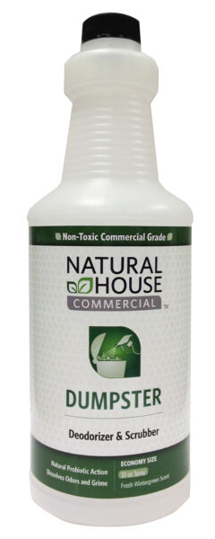Natural House Dumpster Cleaner 32oz