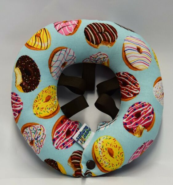 Puppy Bumpers® Keep Your Dog on the Safe Side of the Fence Tossed Donuts $24.00
