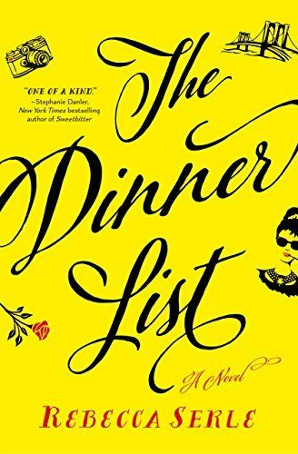 The Dinner List: A Novel