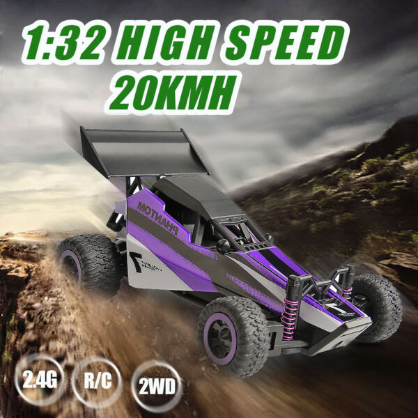 1:32 Drifting Racing Cars Buggy Off Road Radio Remote Control High Speed RC Toys