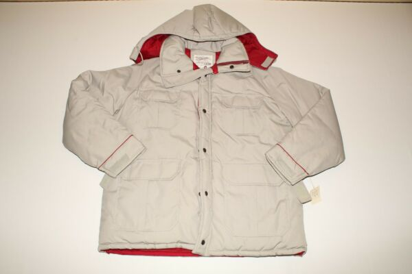 The Pointer by Grais Men Grey XL Thick Winter Coat Jacket - NWT