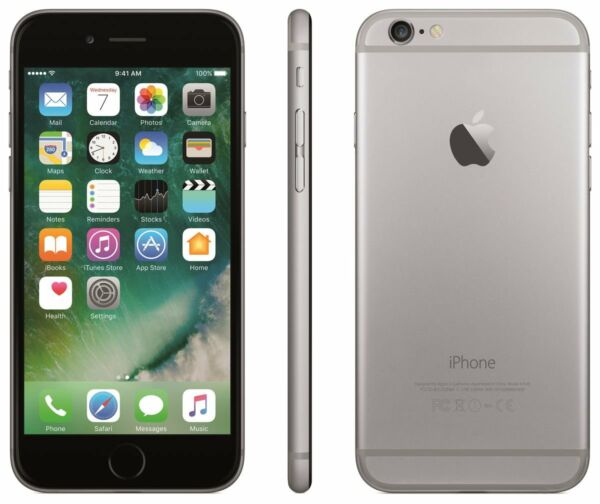 New Apple iPhone 6 -16GB - Verizon Space Gray Smartphone