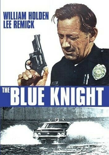 The Blue Knight New DVD