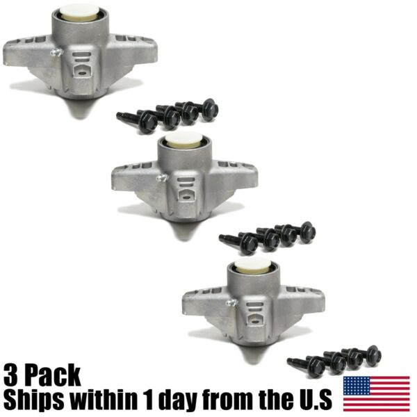 3PK Spindle Assembly for Cub Cadet MTD 618 3129C 918 3129C 918 04394 918 04426