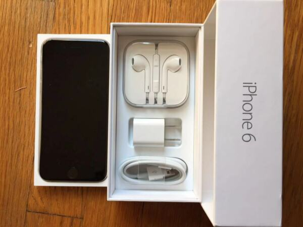 Apple iPhone 6 - 32GB - Space Gray (Total wireless) A1549