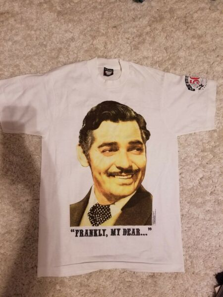 1989 Gone With The Wind T-shirt