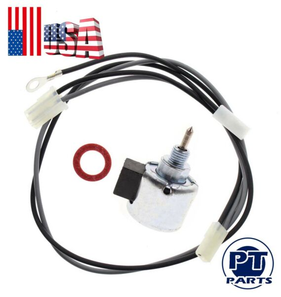 New For Briggs amp; Stratton Carburetor Fuel Solenoid 692734 497672 497157 495739 $10.99
