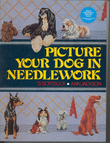 Picture Your Dog in Needlework $10.29
