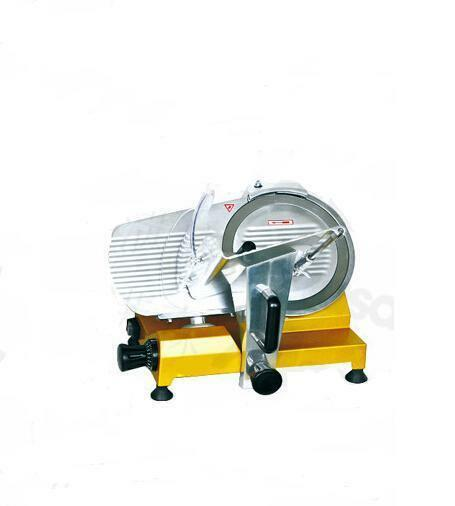 250mm Blade Economy Commercial Semi-automatic Meat Slicer Fast Shipping