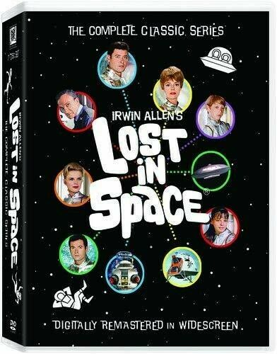 Lost in Space: The Complete Classic Series New DVD Dolby Subtitled