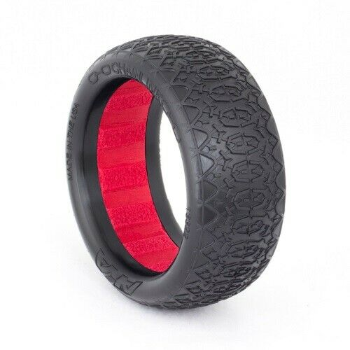 AkA 13322VR 1:10 BUGGY EVO CHAIN LINK 4WD FRONT (SUPER SOFT) Tires