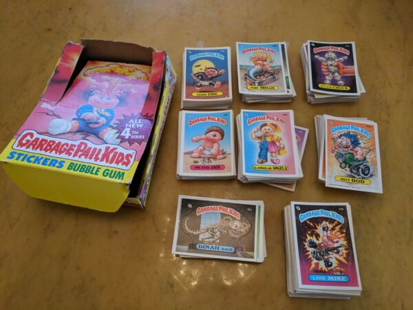 Garbage Pail Kids Collection - Lot of 300+ Cards All Mint or Near Mint