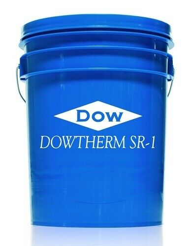 Dowtherm SR-1 Heat Transfer Fluid - 5 Gallon Pail - FREE SHIPPING