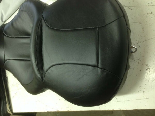 2008 17 HARLEY TOUR HAMMOCK SEAT COVER Replacement seat COVER ONLY NO SEAT $150.00