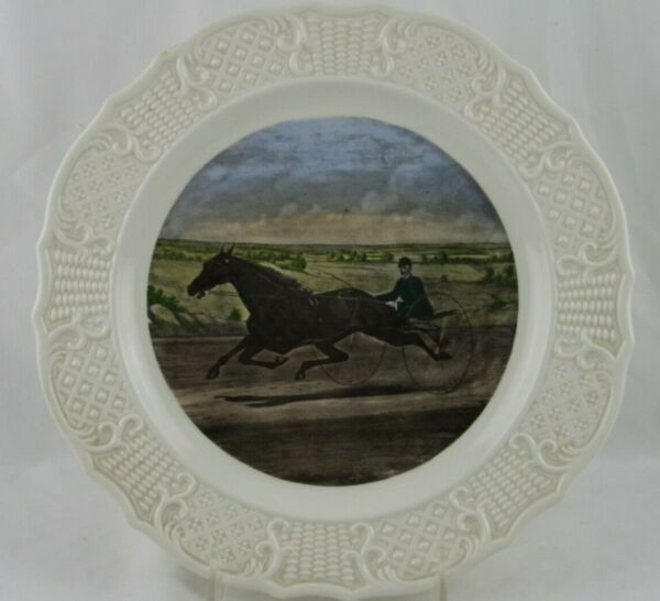 Delano Studio Currier Ives Madd S Queen of the Turf Horse Driver