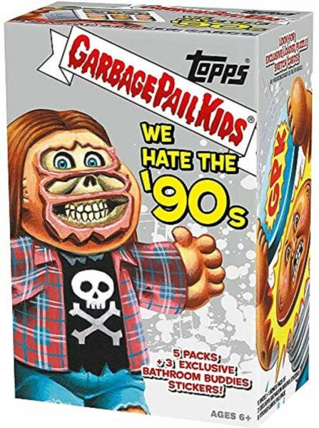 Garbage Pail Kids We Hate the 90s Complete Your Set Pick Card Build Lot GPK 2019