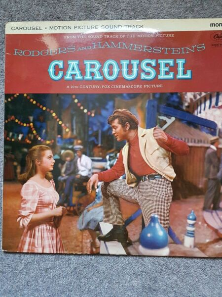 CAROUSEL RODGERS AND HAMMERSTEINS LP