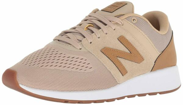 New Balance Mens MRL24 Fabric Low Top Lace Up Running Sneaker