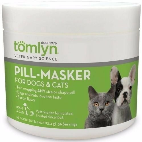 Tomlyn Pill Masker Dog and Cat Supplement 4oz Pets Love the Taste $12.59