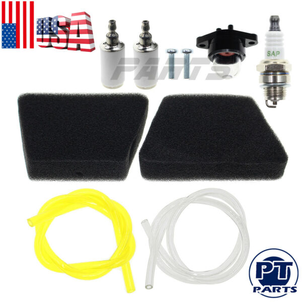 Air Fuel Filter 530037793 F Craftsman Poulan Chainsaw Rep Gas Saw Fuel Line Kit