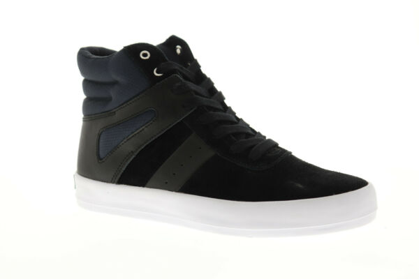 Creative Recreation Moretti CR3250013 Mens Black Casual High Top Sneakers Shoes