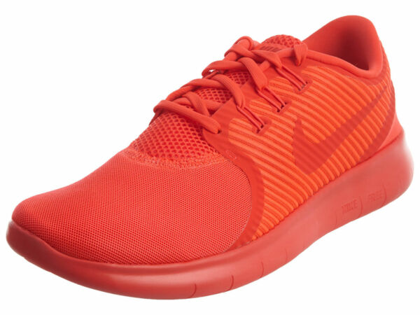 MEN'S NIKE FREE RN CMTR RUNNING SHOES BRIGHT CRIMSON 831510 601 NEW SIZE 10