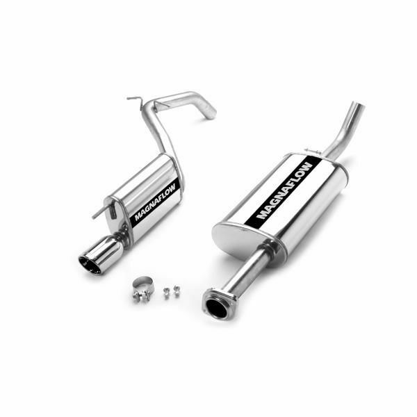 MagnaFlow Exhaust Stainless Series 16631