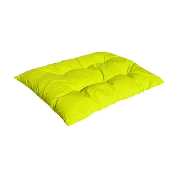NEON YELLOW 40x31 Indoor Outdoor Replacement Cushion Pillow Pad Seat Cover $42.77