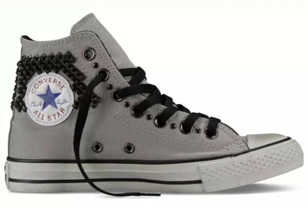Converse Chuck Taylor All Star Side Studs Studded Hi Mens Sneakers  Size 12