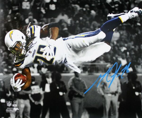 Melvin Gordon 8x10 Autographed Signed Photo Chargers REPRINT