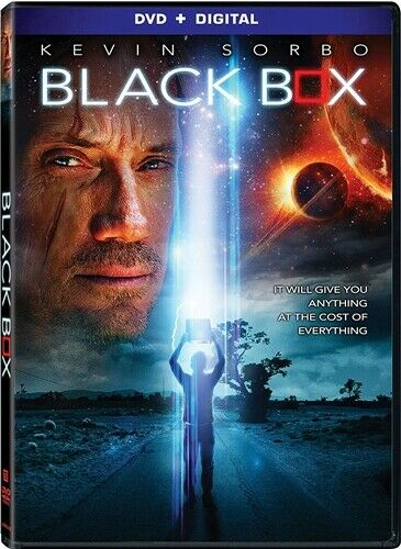 BLACK BOX New Sealed DVD Kevin Sorbo