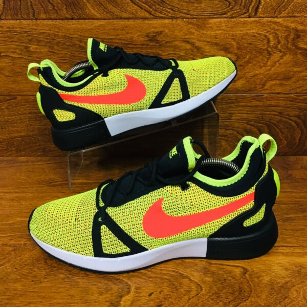 *NEW* Nike Duel Racer Men Running Shoes Neon Green Sneakers Air Max