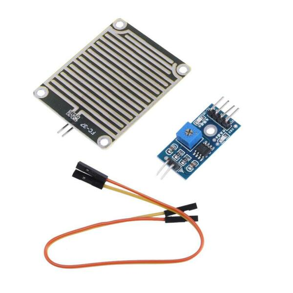 A39 Snow Raindrop Detection Sensor Rain Weather Humidity Module Controller Board