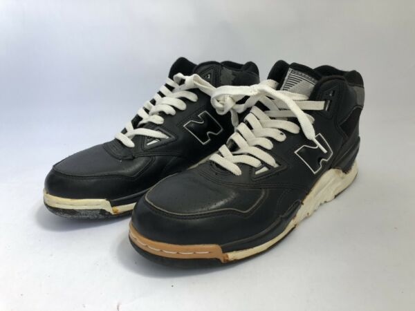vintage new balance 840 sneakers shoes mens size 8 deadstock NWOB 80s
