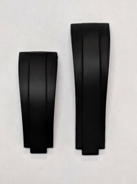 OYSTERFLEX RUBBERSILICON STRAP FOR 21mm LUGS FITS DATEJUST II SKYDWELLER ETC