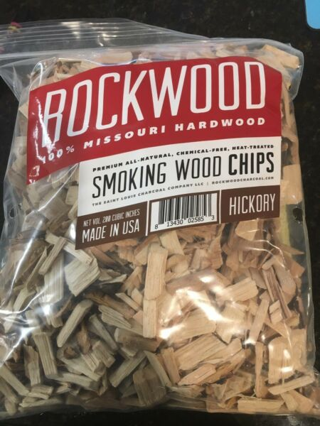 Rockwood Smoking Wood Chips - Assorted Flavors