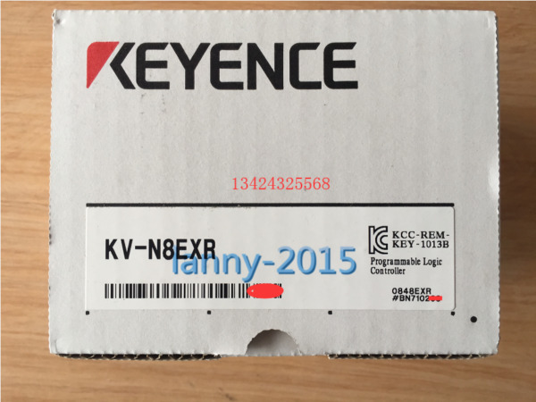 1PC New KEYENCE  module KV-N8EXR