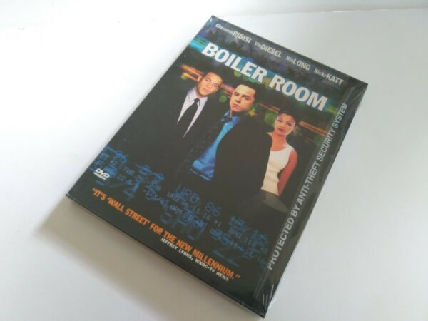 Boiler Room: DVD MOVIE:WS Ben Affleck Vin Diesel Nia Long Nickey Katt New $9.99