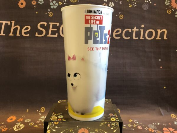 THE SECRET LIFE OF PETS 2 Movie Theater Cup 44 ounces Universal Studios