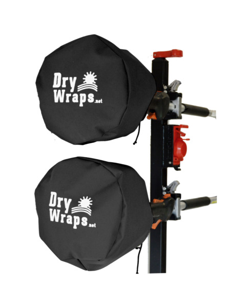 Trimmer Engine Cover AUTHENTIC DryWraps COVERS 100% Waterproof $26.99