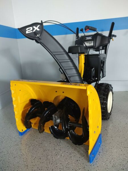 Cub Cadet 2X 528 SWE 28quot; Two Stage Electric Start Gas Snow Blower